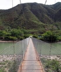 Brücke von Urique
