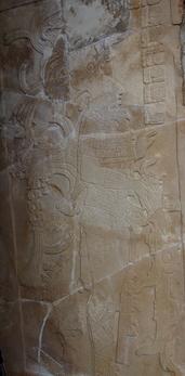 Maya Monument