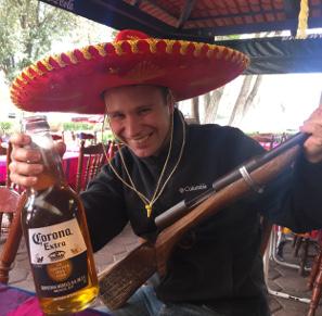 Mexikanischer Revolutionär III.