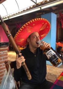 Mexikanischer Revolutionär I.