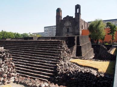 Tlatelolco.