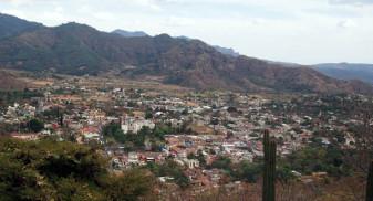 Dorf Malinalco.