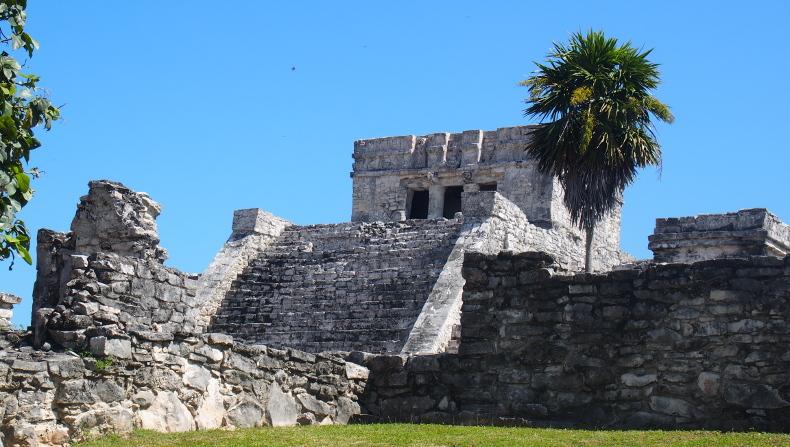 El Castillo, Tulum.