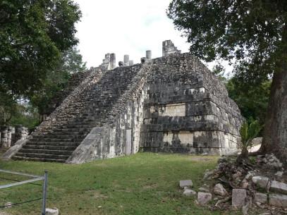 Osario, Chichén Itzá.