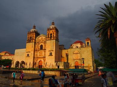 Kirche des Santo Domingo de Guzmán