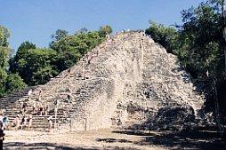 Maya-Stätte Cobá.