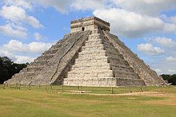 Maya-Stätte Chichen Itzá.